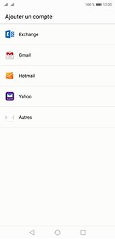 Huawei P20 Pro - E-mail - Configuration manuelle - Étape 5