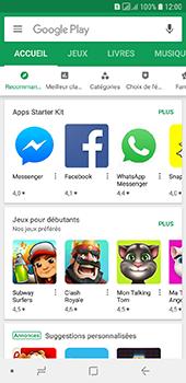 Samsung Galaxy A6 - Applications - Télécharger une application - Étape 4