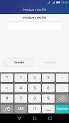 Huawei Y6 - Segurança - Como ativar o código de bloqueio do ecrã -  6