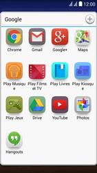 Huawei Y625 - E-mail - Configurer l