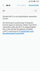 Samsung G930 Galaxy S7 - Android Nougat - Wi-Fi - Verbinding maken met Wi-Fi - Stap 6