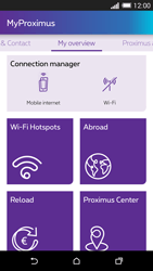HTC One M8 - Applications - MyProximus - Step 18