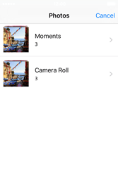 Apple iPhone 4 S iOS 9 - Mms - Sending a picture message - Step 9