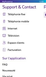 Nokia Lumia 530 - Applications - MyProximus - Étape 22