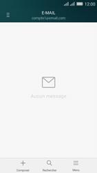 Huawei Y635 Dual SIM - E-mail - Configuration manuelle - Étape 4