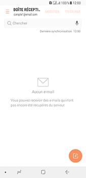 Samsung Galaxy A8 - E-mails - Ajouter ou modifier un compte e-mail - Étape 17