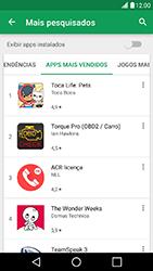 LG X Power - Aplicativos - Como baixar aplicativos - Etapa 8