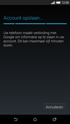 HTC Desire 610 - Applicaties - Account aanmaken - Stap 17
