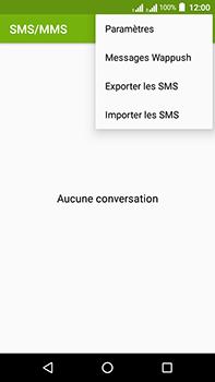 Acer Liquid Zest 4G Plus - SMS - configuration manuelle - Étape 5