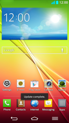 LG G2 - Internet - Automatic configuration - Step 6