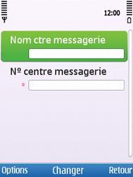 Nokia C5-00 - SMS - configuration manuelle - Étape 8