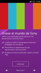 Sony Xperia Z3 - Primeros pasos - Activar el equipo - Paso 10