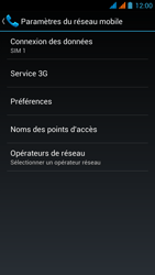 Wiko Stairway - Internet - Configuration manuelle - Étape 6