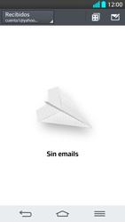 LG G2 - E-mail - Configurar Yahoo! - Paso 4