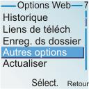 Nokia 6030 - Internet - navigation sur Internet - Étape 11