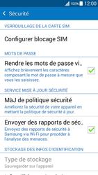 Samsung Galaxy Grand Prime (G530FZ) - Sécuriser votre mobile - Personnaliser le code PIN de votre carte SIM - Étape 5