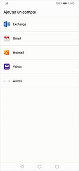 Huawei Mate 20 lite - E-mails - Ajouter ou modifier votre compte Outlook - Étape 4
