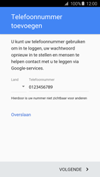 Samsung Galaxy A3 2016 - Applicaties - Account aanmaken - Stap 14