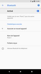 Google Pixel 2 - WiFi et Bluetooth - Jumeler votre téléphone avec un accessoire bluetooth - Étape 7