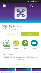 Samsung Galaxy A3 (2016) - Applications - MyProximus - Step 10