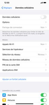 Apple iPhone 11 Pro Max - Internet - activer ou désactiver - Étape 5