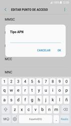 Samsung Galaxy S7 - Android Nougat - Internet - Configurar Internet - Paso 14