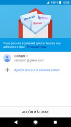 Sony Xperia XZ1 - E-mails - Ajouter ou modifier votre compte Gmail - Étape 15