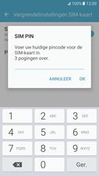 Samsung Galaxy S7 - Beveiliging en ouderlijk toezicht - Pincode simkaart wijzigen - Stap 8