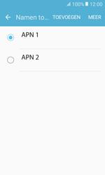 Samsung Galaxy Xcover 3 VE (SM-G389F) - Internet - Handmatig instellen - Stap 16