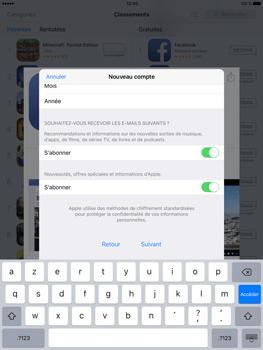Apple iPad Pro (9.7) - Applications - Télécharger des applications - Étape 14