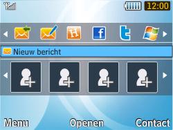 Samsung S3350 Chat 335 - Internet - automatisch instellen - Stap 3