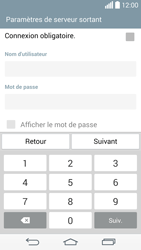 LG G3 (D855) - E-mail - Configuration manuelle - Étape 14