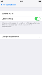Apple iPhone 6s - iOS 11 - Buitenland - Internet in het buitenland - Stap 7