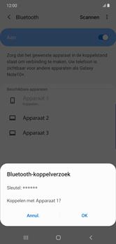 Samsung galaxy-note-10-plus-single-sim-sm-n975f - Bluetooth - Headset, carkit verbinding - Stap 8
