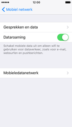 Apple iPhone 5s iOS 10 - Buitenland - Internet in het buitenland - Stap 7