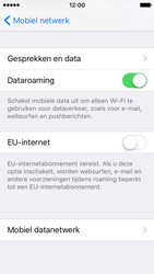 Apple iPhone SE - Internet - Dataroaming uitschakelen - Stap 5