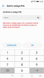 Huawei P10 Lite - Segurança - Como ativar o código de bloqueio do ecrã -  9