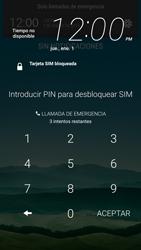 HTC One M9 - Primeros pasos - Activar el equipo - Paso 2