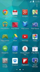 Samsung G900F Galaxy S5 - Aplicativos - Como baixar aplicativos - Etapa 3