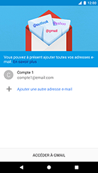Google Pixel XL - E-mail - Configurer l