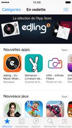 Apple iPhone 5s iOS 9 - Applications - Créer un compte - Étape 3