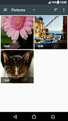 Sony Xperia XZ (F8331) - E-mail - Escribir y enviar un correo electrónico - Paso 14