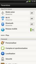 HTC Z520e One S - Internet - activer ou désactiver - Étape 4
