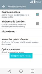 LG H320 Leon 3G - Réseau - utilisation à l'étranger - Étape 14