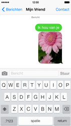 Apple iPhone 5c - MMS - hoe te versturen - Stap 13