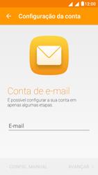 """Alcatel Pixi 4 (5"""") - Email - Configurar a conta de Email -  9"""