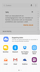 Samsung Galaxy S6 Edge - Android Nougat - Contacten en data - Contacten overzetten via Bluetooth - Stap 8