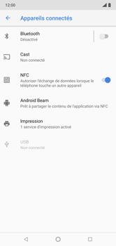 Nokia 7.1 - Internet et connexion - Connexion avec un équipement multimédia via Bluetooth - Étape 6