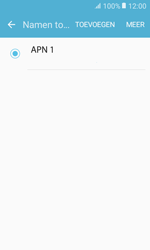 Samsung Galaxy Xcover 3 VE (G389) - Internet - Handmatig instellen - Stap 9