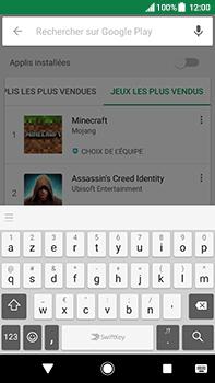 Sony Xperia XA2 Ultra - Applications - Télécharger une application - Étape 12